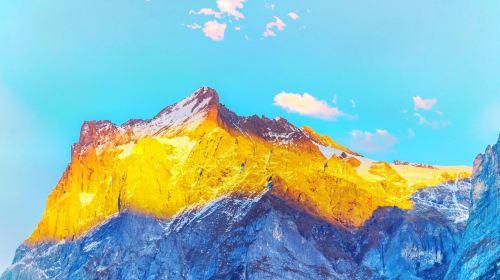 융프라우 산