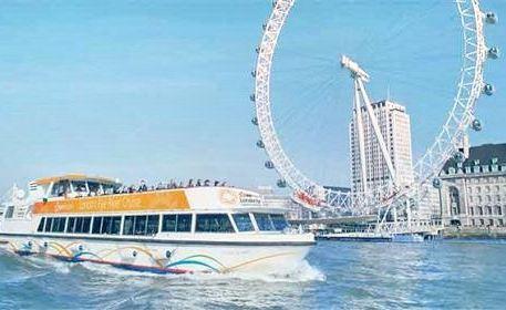倫敦眼遊船