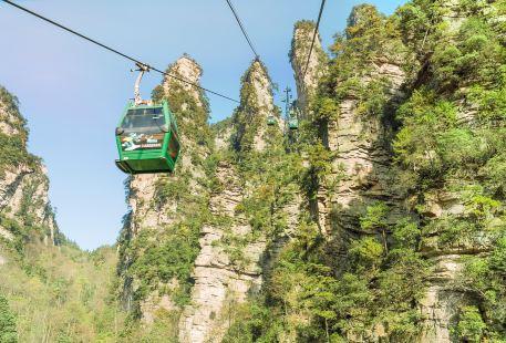 Huangshizhai Cableway