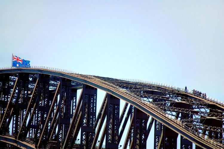 Harbour Bridge Climb1