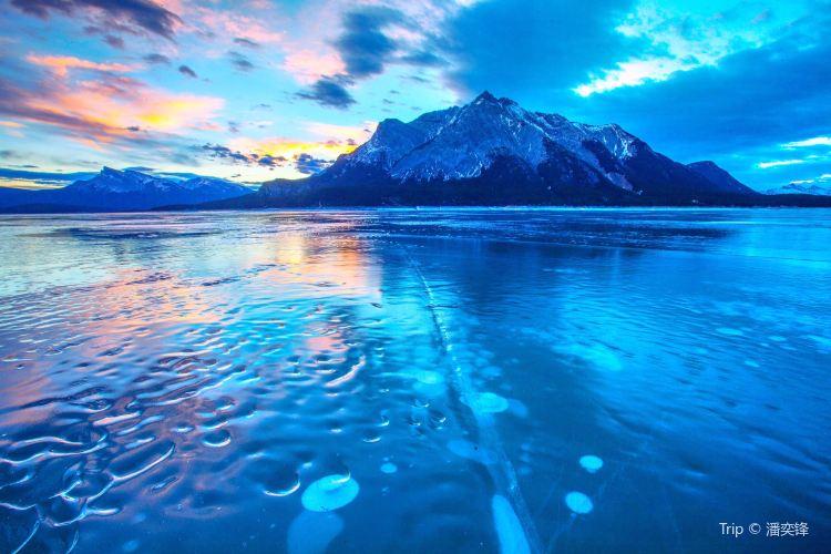 亞伯拉罕湖