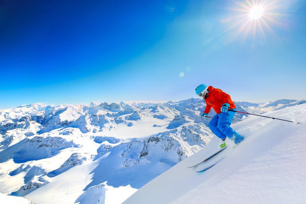 亞布力新體委滑雪場