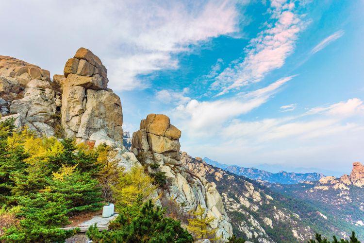 Yangkou Scenic Area