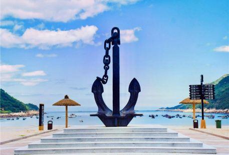 Little Egret Bird Beach Resort