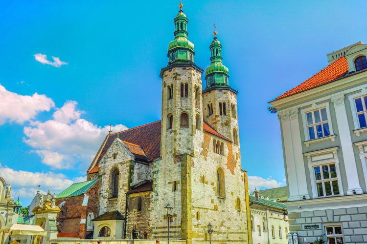 克拉科夫聖安德魯教堂