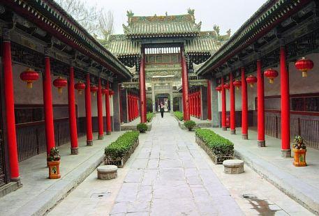 Mengcheng Chenghuang Temple