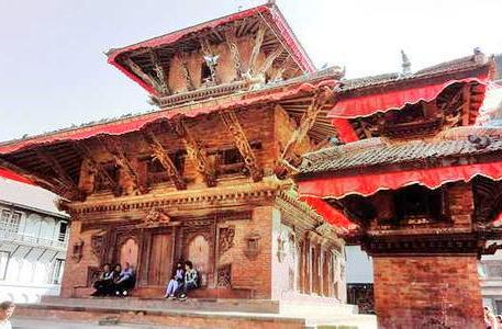 Indrapur Temple