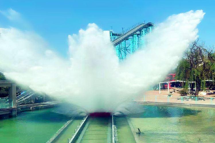 Fuhua Amusement Park1