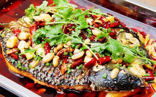 重慶人家飯館·萬州烤魚