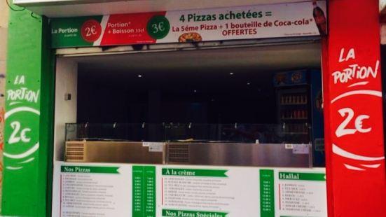 La pizz'a