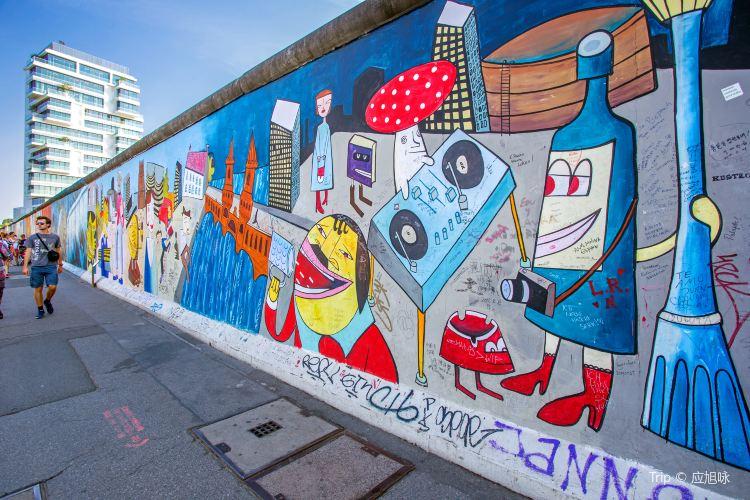 柏林牆遺址紀念公園2