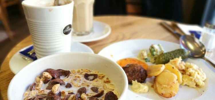 Coselpalais Restaurant & Grand Cafe1