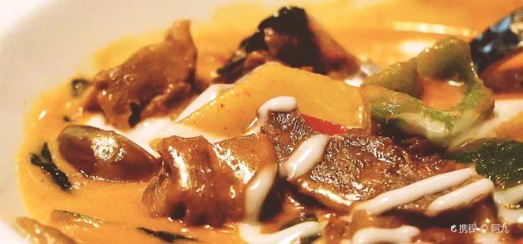 杭州温德姆至尊豪廷大酒店·薩瓦迪泰餐廳