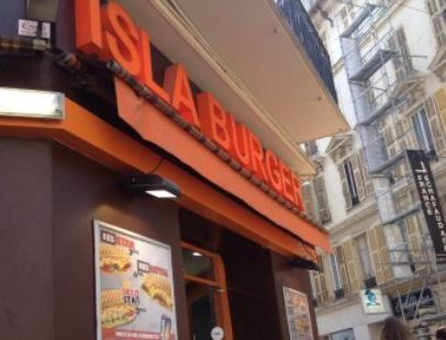 Isla Burger
