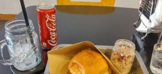 Burger Bro's NCT shop