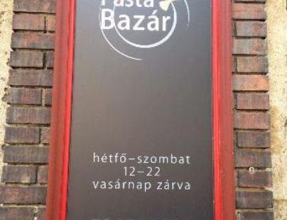 Pasta Bazar