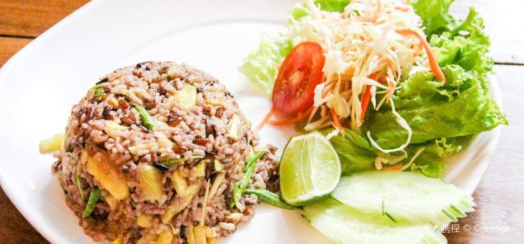 AUM Vegetarian Food