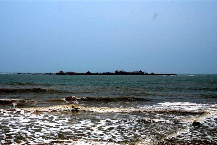 Taohua Island Customs Park2