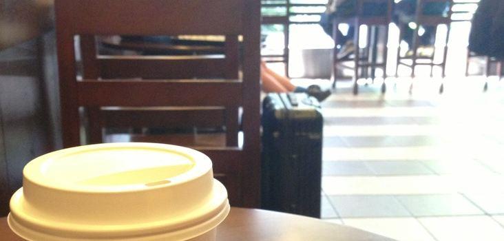 Starbucks Coffee, Kyoto Tower1