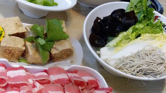 千鍋涮(穀饒店)