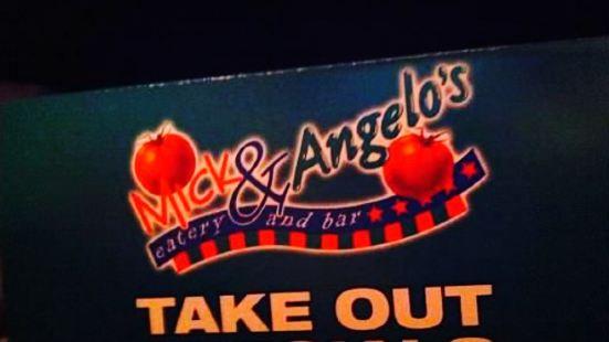 Mick & Angelo's Eatery & Bar