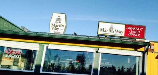 Martin Way Diner
