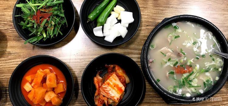 王豬肉湯飯3