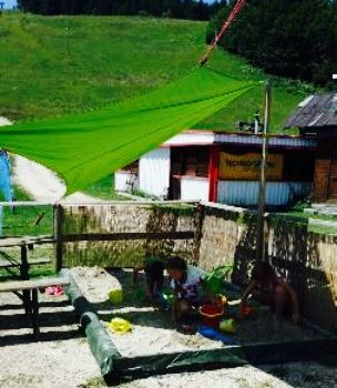 Chalet alle buse