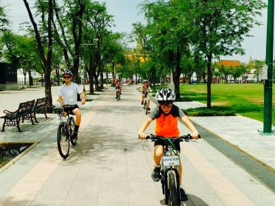 Bangkok Bed and Bike