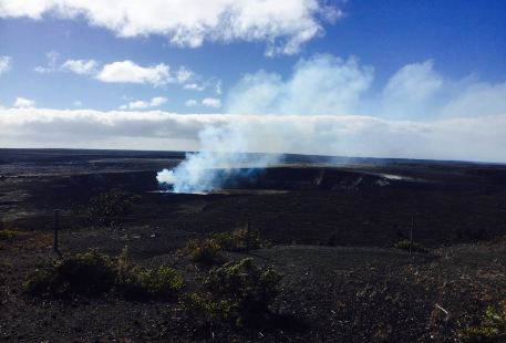 Keanakakoi Crater Overlook