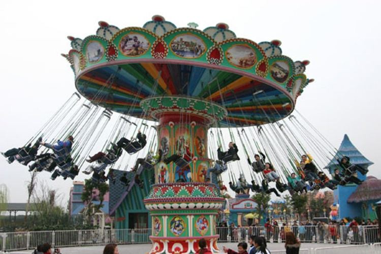 Wenzhou Amusement Park4