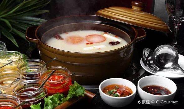 銀灘鮑魚火鍋(希望路店)