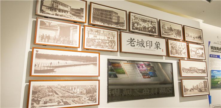 Bozhouchengshi Exhibition hall4