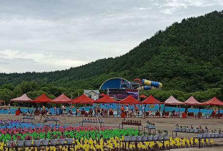 Baleng Mountain Scenic Area Water Paradise