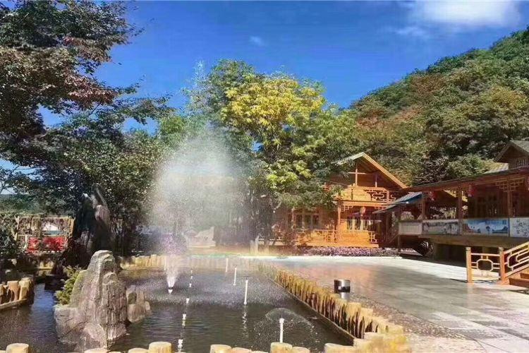 Shenxian Valley Ecotourism Resort2