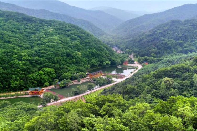Shenxian Valley Ecotourism Resort1