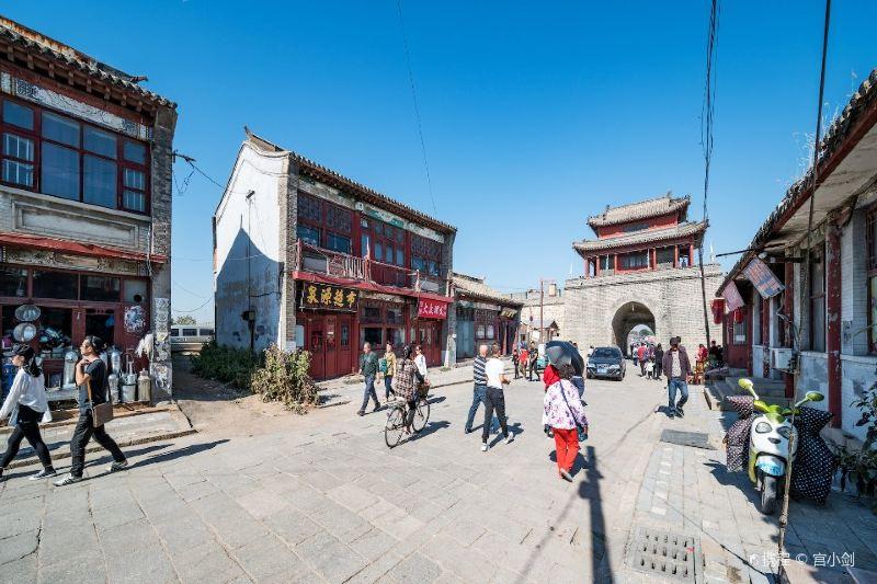 Ming Dynasty Street