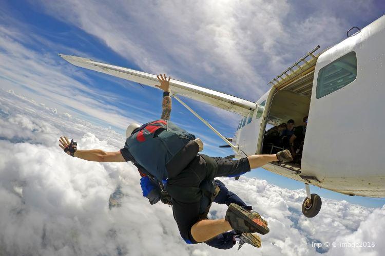 Queenstown NZONE Skydive3