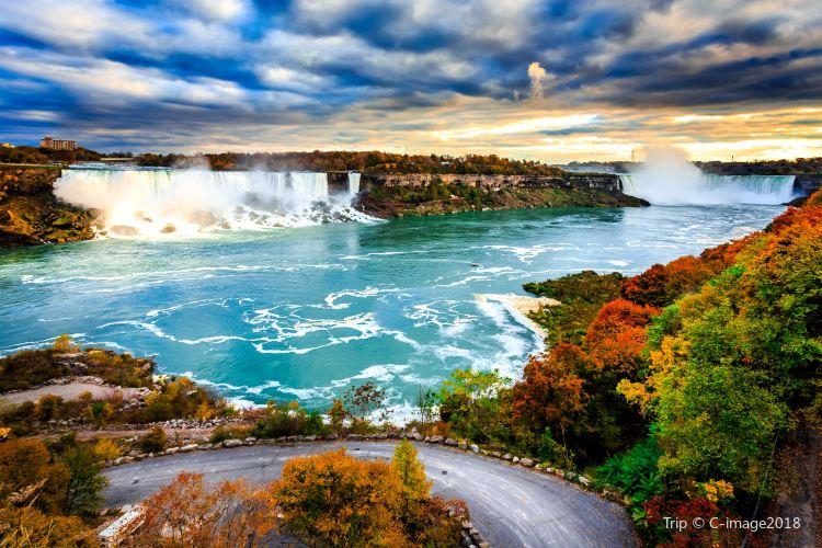 ナイアガラの滝(カナダ側)4