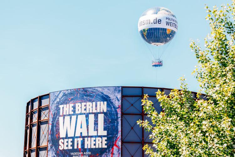 柏林牆遺址紀念公園3