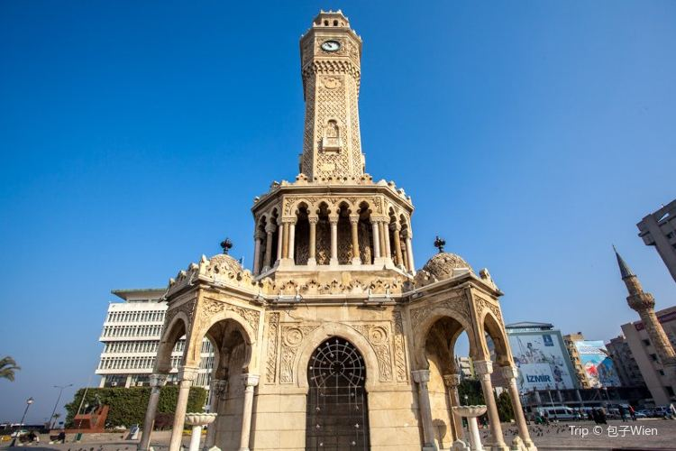 Saat Kulesi (Clock Tower)4