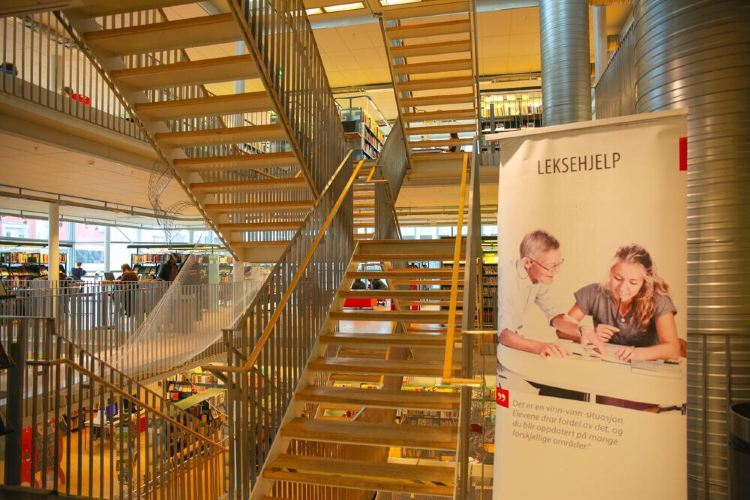Tromso Public library and City Archives4