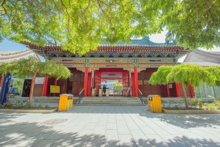 Chengtian Temple Pagoda4