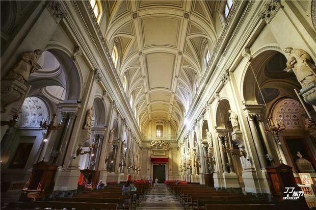 巴勒莫大教堂及地下寶藏3