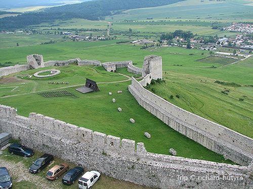 Levoča, Spišský Hrad and Associated Monuments1