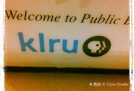 KLRU TV Satellite Station