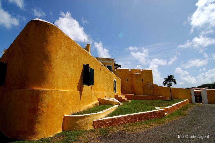 Fort Burt1