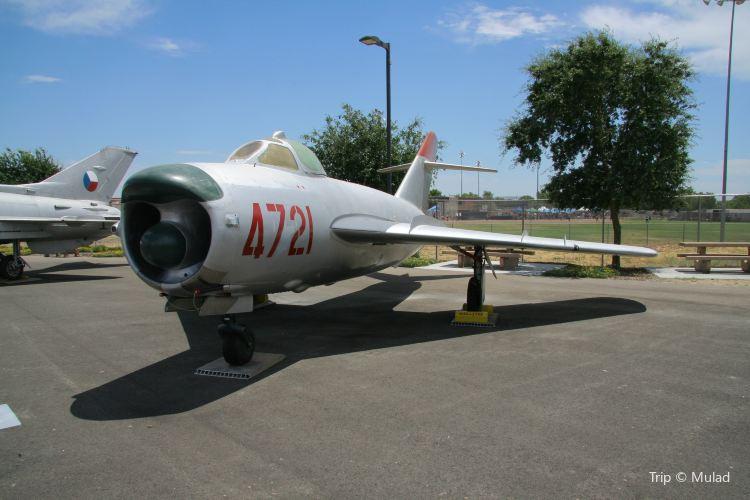 Aerospace Museum of California3