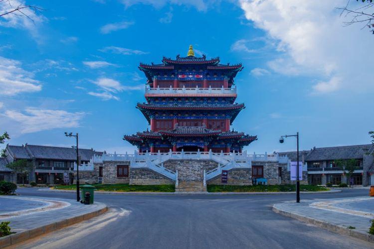 潼関古城2