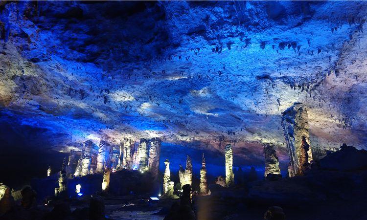 Jiutian Cave1